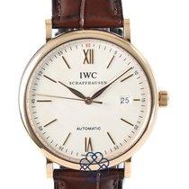 IWC Portofino Automatic Pозовое золото