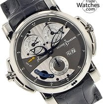 Ulysse Nardin Sonata White gold 42mm Grey United States of America, Florida, Sunny Isles Beach