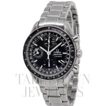 Omega Speedmaster Day Date Steel 38mm Black United States of America, New York, Hartsdale