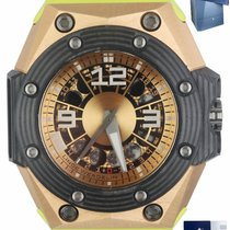 Linde Werdelin Rose gold 46mm Automatic OKT MGC pre-owned United States of America, New York, Smithtown