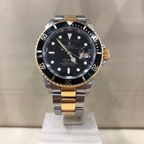 Rolex Submariner Date Acero y oro 40mm Negro Sin cifras España, Madrid