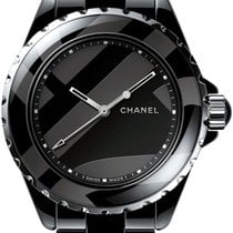 Chanel Women's watch J12 38mm Automatic new Watch with original box and original papers