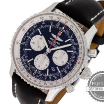 Breitling Navitimer Rattrapante Steel 45mm Black United States of America, Pennsylvania, Willow Grove
