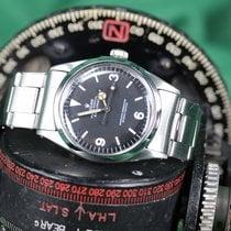 Rolex Explorer Сталь 36mm Чёрный