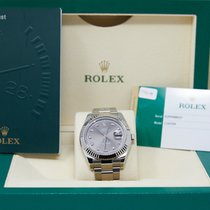 Rolex Steel 41mm Automatic 116334 new