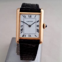 Cartier Tank Louis Cartier Or jaune
