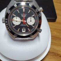 Heuer Steel 42.3mm Automatic 11630 P pre-owned United States of America, California, Lafayette