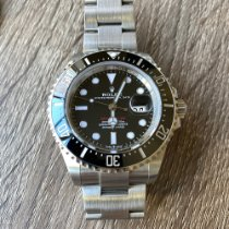 Rolex Sea-Dweller 126600 2019 pre-owned