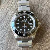 Rolex Sea-Dweller Steel 43mm Black No numerals United States of America, California, Sunnyvale