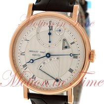 Breguet Classique Rose gold 41mm Silver Roman numerals United States of America, New York, New York