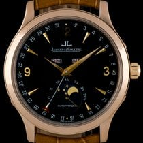 Jaeger-LeCoultre 18k R/G  Master Moon Triple Date Moonphase...