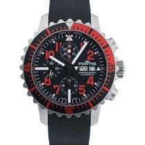 Fortis Aquatis Marinemaster Chrono 42mm Swiss Auto Watch 200m...