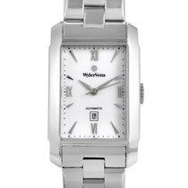 Wyler Vetta Unisex Stainless Steel Quartz Watch 1116140099
