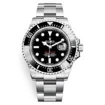 Rolex Sea-Dweller Acél 43mm Fekete