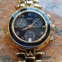 Balmain Montre chronographe analogique à quartz
