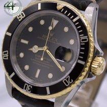 """Rolex Submariner """"Tritium"""" Ref.: 16613 St/G von 1990 mit..."""
