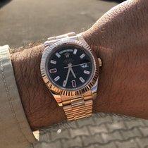 Rolex Day-Date II / President II 3/2015 99,99%Neu B&P LC EU