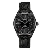 Hamilton Khaki Field Day Date Automatic Mens Watch Ref H70695735