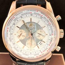Breitling Transocean Chronograph Unitime Chronograph  46MM -...