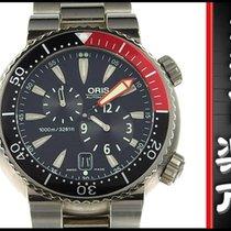 オリス (Oris) Regulator Diver's Men's Automatic Watch 7541p Black...