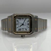 Cartier Santos Galbée 4812 pre-owned