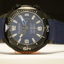 Clerc Steel 43.8mm Automatic H1-1.4.3 new