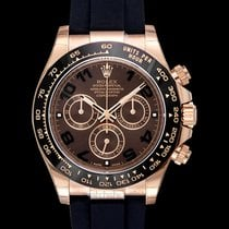 Rolex Daytona Rose gold 40mm Brown United States of America, California, San Mateo