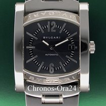Bulgari Assioma 48mm XL Automatic Stainless Steel Box&Papers