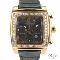 萧邦  Tycoon Two o Ten Rose Gold With Diamonds