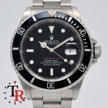 Rolex Submariner Date  Red Letters.