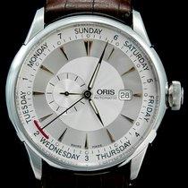 Oris 45mm Remontage automatique 2008 occasion Artelier Small Second Gris