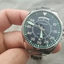 Hamilton Khaki Pilot Day Date Aviation