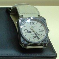 7fce4fe88e6 Bell   Ross BR0392-MIL-CE Ceramic BR 03-92 Ceramic 42mm new