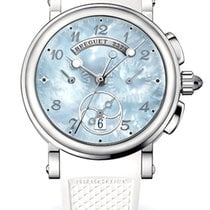 Breguet Marine 8827ST/59/586 New Steel 34.6mm Automatic United States of America, Florida, North Miami Beach