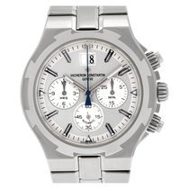 Vacheron Constantin 49140 Steel 2001 Overseas Chronograph 40mm pre-owned United States of America, Florida, Surfside