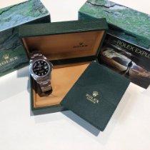 Rolex 16570 Aço Explorer II 40mm