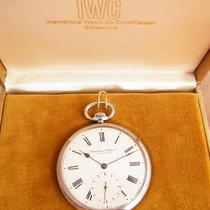 IWC Steel 47mm Manual winding Cal 972 pre-owned