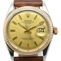 Rolex Datejust 1601 Very good Gold/Steel 36mm Automatic
