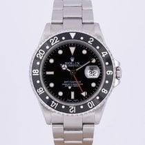 Rolex 16710 Otel 2005 GMT-Master II 40mm folosit
