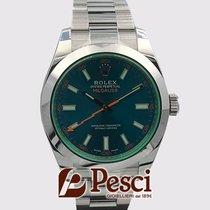 Rolex Otel 40mm Atomat 116400GV 116400 GV folosit