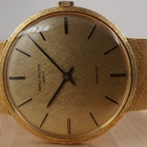Patek Philippe Calatrava Yellow gold 33mm Gold No numerals