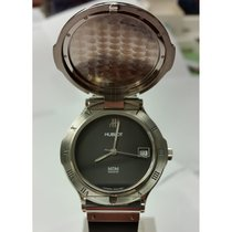 Hublot Classic new Quartz Watch with original box and original papers 1589.100.1