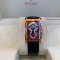Rolex Cellini Prince Oro rosado Negro