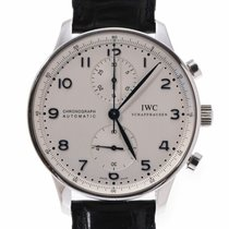 IWC Steel 40mm Automatic IW371446 pre-owned