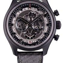 Zenith El Primero Chronomaster pre-owned 45mm Chronograph Date Rubber