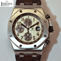 Audemars Piguet Royal Oak Offshore Chronograph Acero 42mm Champán Árabes España, Madrid
