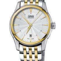 Oris Artelier Date Gold/Steel Silver United States of America, Florida, Miami