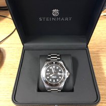Steinhart Steel 42mm Automatic 103-0902 pre-owned