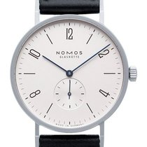 NOMOS Tangente 38 new 2019 Manual winding Watch with original box and original papers 165