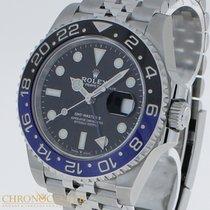Rolex 126710BLNR-0002 Stahl 2020 GMT-Master II 40mm neu Deutschland, Seefeld
